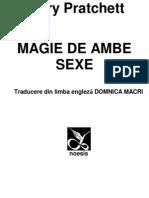 Pratchett, Terry - Lumea Disc 03 - Magie de Ambe Sexe V2.0 R6