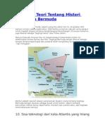Fakta Dan Sejarah Segitiga Bermuda