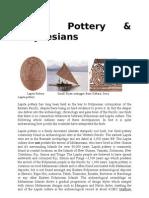 lapita pottery & polynesians