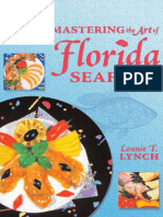 Mastering the Art of Florida Seafood by Lonnie Lynch