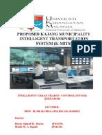 Intelligent System Report of Kajang area.