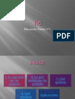 12-13 Examen Presentaciones Macarena Torres