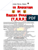 Torneo Argentino de Danzas Urbanas 2013-Signed