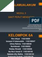 Ppt Pbl Modul 3 (uronefgologi)