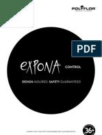 Expona Control Brochure 2013