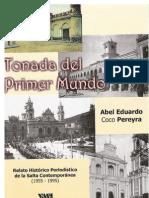 Libro Tonada Del Primer Mundo1