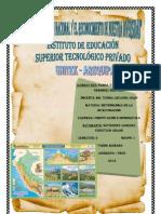 Flora y Fauna de las Regiones del Perú