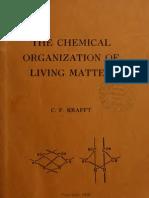Krafft TheChemicalOrganizationOfLivingMatter