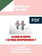 eBook - La Crisi Di Coppia