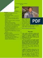 !10-6 Dr Alexandre Kimenyi. an Obituary