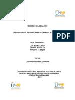 Laboratorio 1 Redes Basicas
