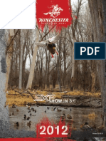2012 Winchester Repeatingarms Catalog
