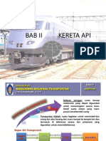 BAB II Kereta API