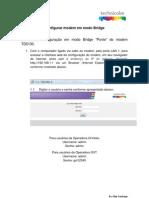 Configuração_Bridge_TD5130_Oi_GVT