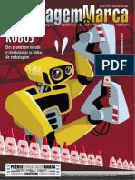 Revista EmbalagemMarca 107 - Julho 2008