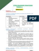 Περιλήψεις - Βασικές Ερωτήσεις (ΕΛΠ10 Α-Β Τόμοι)