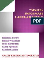 Sistem Informasi Laboratorium