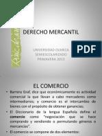 Derecho Mercantil Sesion I-II