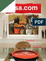 Revista casa.com Nº 2 - www.portalclickcasa.com