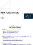 HSPA Fundamentals