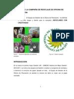 Prog_reciclaje_planeac Desde Las Oficinas
