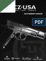 Cz Catalog 2012