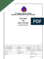 DS-50-0804.02-6000-001 Rev D2 Quick Coupling