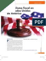 El Federalismo Fiscal en Los Eua Jun 2009