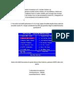 Tutorial Como Formatear e Instalar Xp