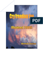 Cry Freedom Too (Revised 2009)