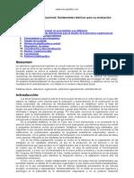Estructura Organizacional Fundamentos Teoricos Su Evaluacion