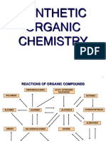 Organic Reaction Scheme