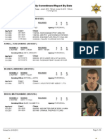 Peoria County booking sheet 06/10/13