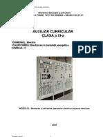 Electricxi Montarea Si Utilizarea Aejt