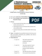 PEDOMANLOMBAKARYATULISPENDIDIKANNASIONAL (1)