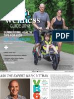 Health & Wellness 2013