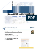 Invention process @ Technology Transfer Office of Politecnico di Milano