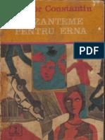 Theodor Constantin-Crizanteme Pentru Erna