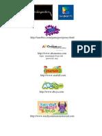 Kindergarten Websites