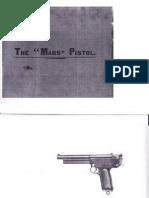 Mars Pistol Manual