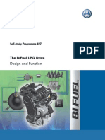 SSP427 the BiFuel LPG Drive