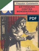 Rodica Ojog-Brasoveanu  - Matraguna Contra Monseniorului Vol 1