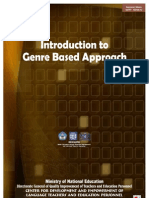 Introduction to Genre Based Approach