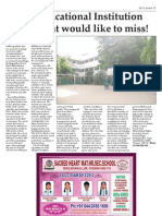 Sacred Heart School Featured on OMR Express