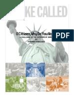 O Citizen Why Do You Work - Final Version (06!10!2013)