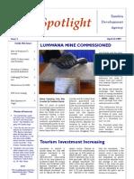 ZDA Spotlight - April 2009