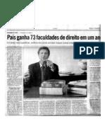Entrevista - Dr. Gilberto da Graça Couto Filho