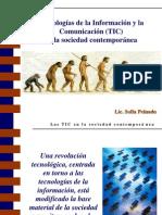 TIC y Sociedad Ene-Mar 2013