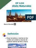 4.04 Habitats Naturales