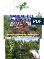 Manual Yacon